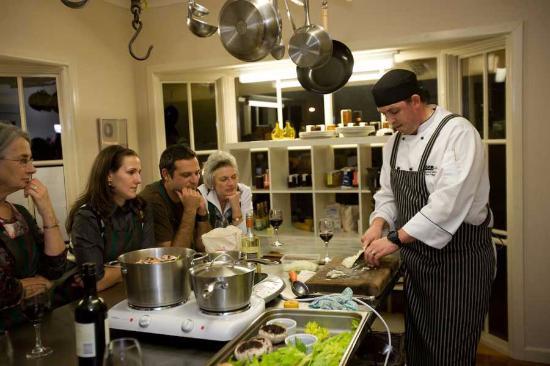 Wild Oak Cooking School - Day Tours