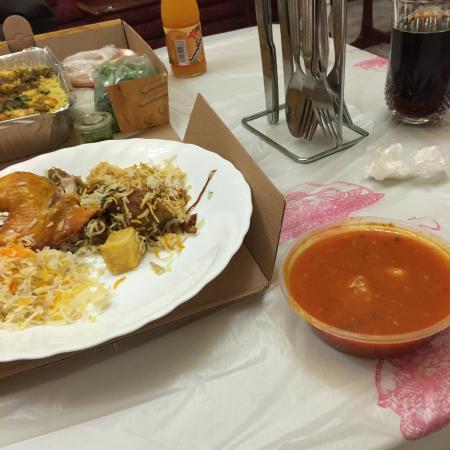 Hawalli, Koeweit: طبخ الفريج