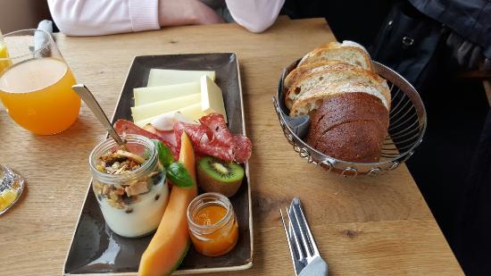 Cafe Nymphenburg: Frühstück