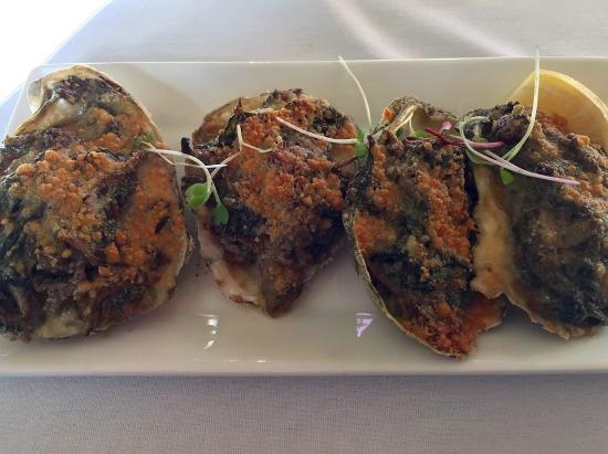 ดาวนิงตัน, เพนซิลเวเนีย: Grilled Oysters