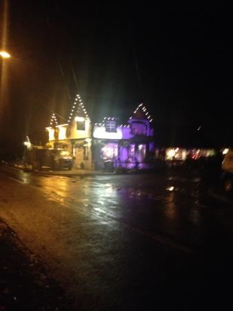 The Castell Y Bwch Inn
