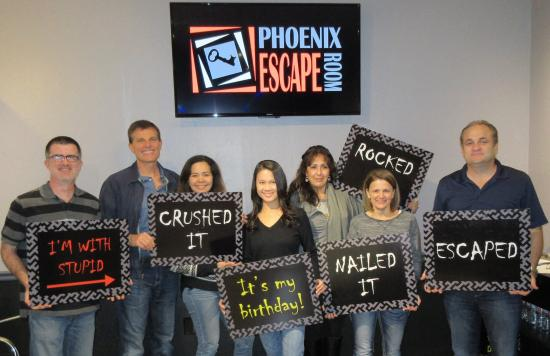 Gilbert Escape Room