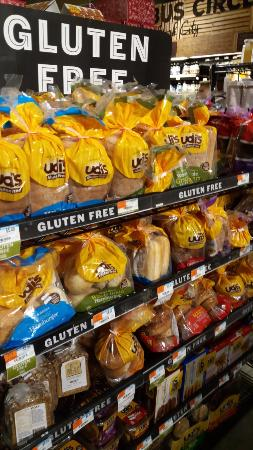 gluten free food stores near me