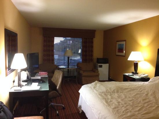 Holiday Inn Houston Intercontinental Airport: Комната