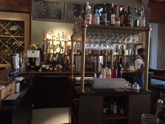 Ate In The Bar Area Picture Of Public House Chattanooga Tripadvisor
