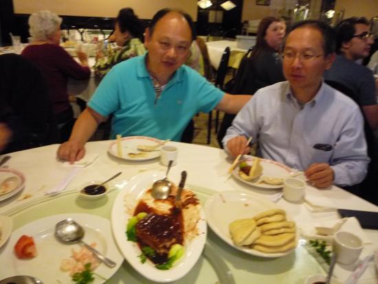 Walled Lake, MI: A sumptous meal