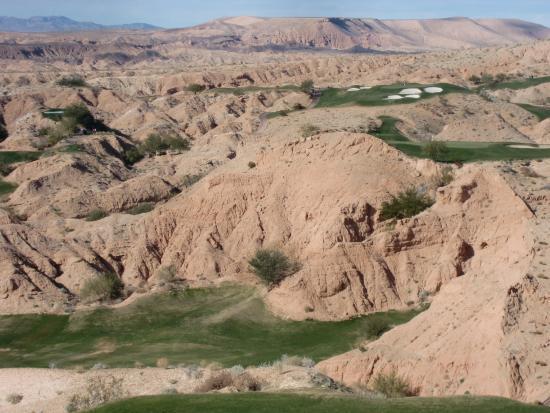 Wolf Creek Golf Club: 凄い