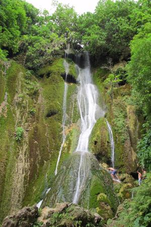 Edge Vanuatu : Waterfall