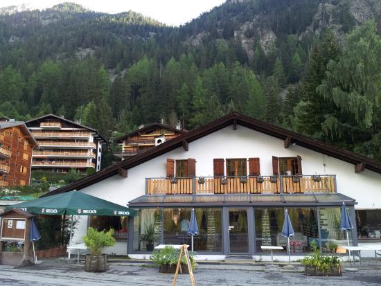 Champex, Suiza: Ptarmigan B&B Restaurant