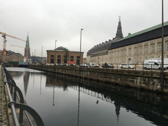 kobenhavn med born statens museum for kunst