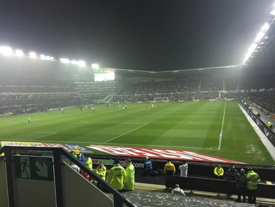 Derby County Stadium Picture Of Pride Park Stadium Derby Tripadvisor