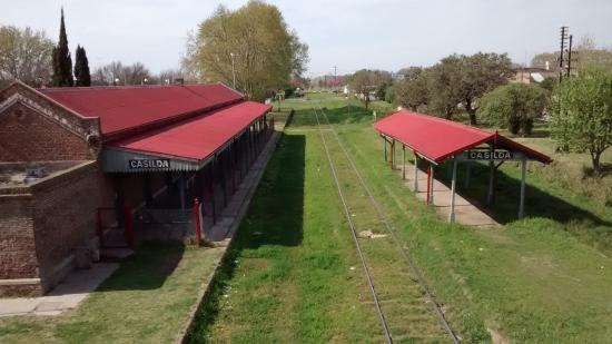 Estacion de Ferrocarril Casilda