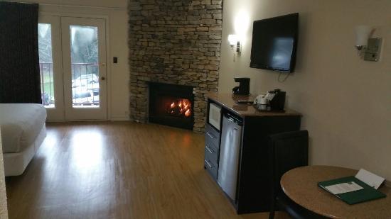 Quality Inn & Suites Gatlinburg: Third floor #311