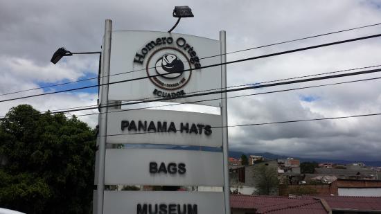 Homero Ortega  Exterior Signage. Homero Ortega  Finishing area - Sewing. Homero  Ortega  Ben Affleck   Johnny Depp wear his hats 60a130d86a0