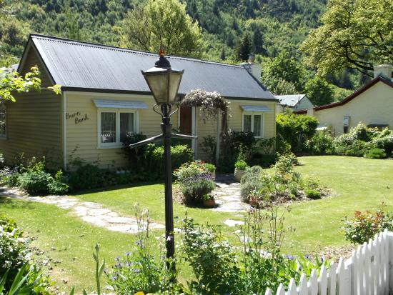 Эрроутаун, Новая Зеландия: cottage