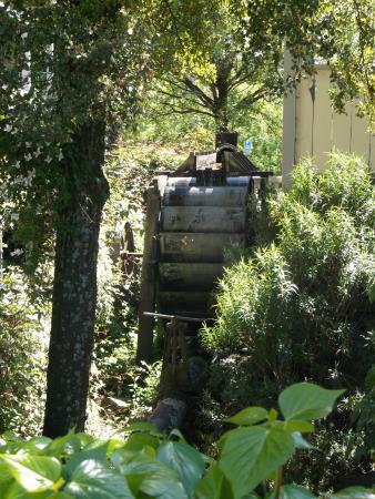 Эрроутаун, Новая Зеландия: waterwheel