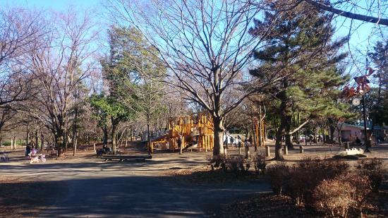 Tokorozawa Aviation Memorial Park: 公園内の遊戯施設