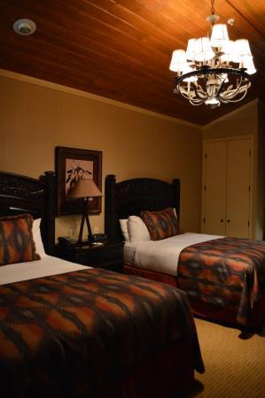 Rustic Inn Room
