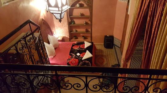 Riad Layalina Fez: Room