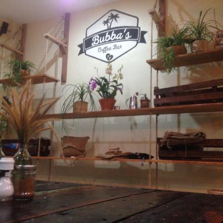 Bubba's Coffee Bar: Bubba's