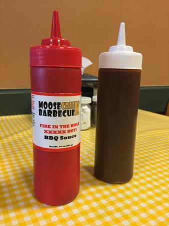 Arlington, WA: Getting saucy.