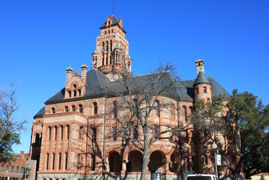 ‪Ellis County Courthouse‬
