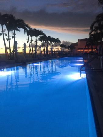 Piscine sur le toit photo de 1 hotel south beach miami - Hotel nice piscine sur le toit ...