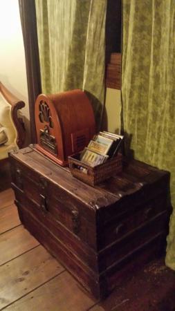 Valle Crucis, Carolina del Norte: Mast Farm Inn and the Wood Shop