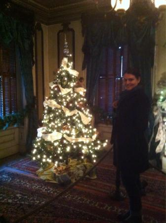 Portland Maine Christmas.Christmas At Victoria Mansion Picture Of Portland Maine