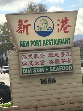 New Port Restaurant Sunnyvale Ca
