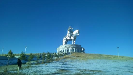 Genghis Khan Statue Complex
