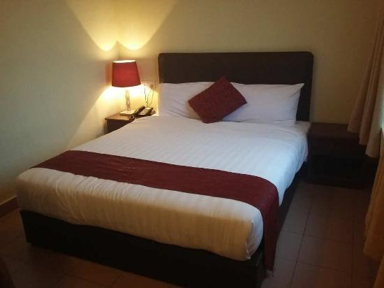 DM Hotel: Deluxe room