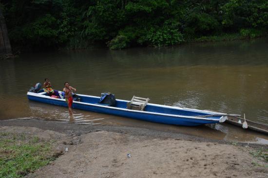 Emberá Village Tours & More: Our transport