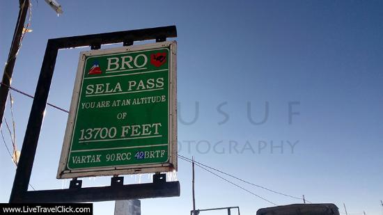 Sela pass info
