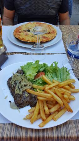 Le Chene Vert : cuisine simple