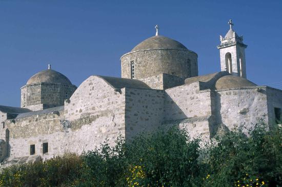 Panagia Chryseleoussa Church