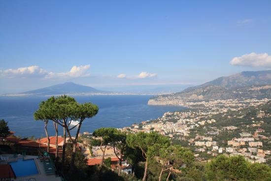 view - Picture of Hotel Residence Le Terrazze, Sorrento - TripAdvisor