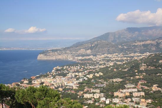 view - Picture of Hotel Residence Le Terrazze, Sorrento - TripAdvisor
