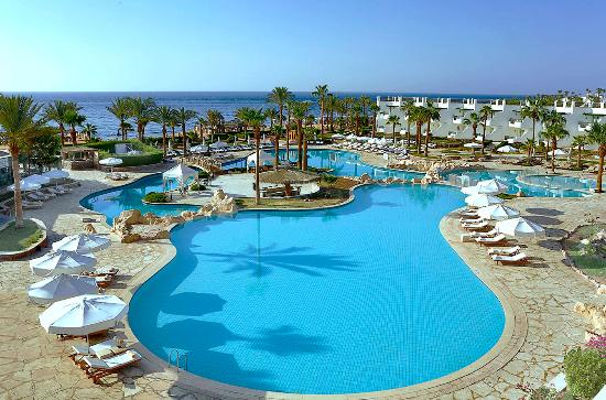 Hotel Hilton Sharm Waterfalls