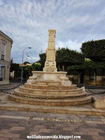Monumento a los Heroes de Taxdirt