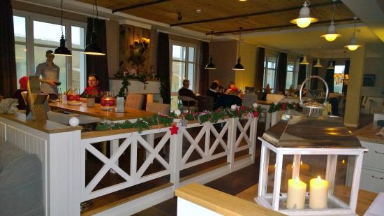 Frühstücksbereichrestaurant Picture Of Hotel Zweite Heimat Sankt