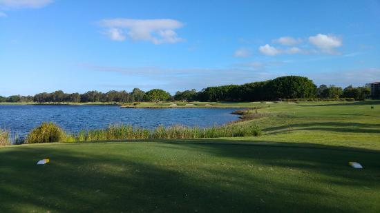 Links Hope Island  Golf Course