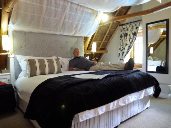 Franschhoek, Sudáfrica: Manor House Comfort