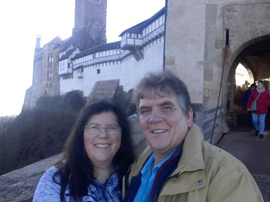 Hotel Am Goethebrunnen : Max und Heidi