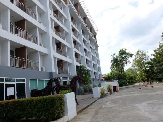 Mandawee Resort & Spa: ที่พักโซนตึก