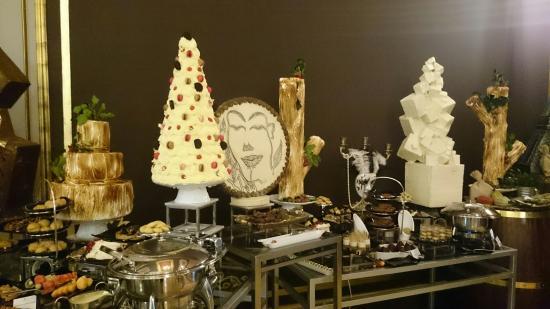The Dessert Corner Picture Of Imperium Dubai Tripadvisor