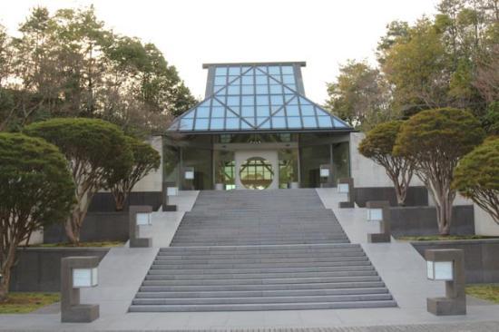 Brücke - Picture of Miho Museum, Koka - TripAdvisor