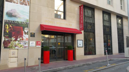 Hotel Montaigne And Spa Cannes Tripadvisor