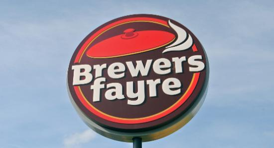 Brewers Fayre Coach House