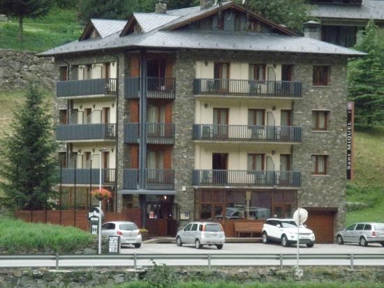 Ansalonga, Ανδόρα: l'hotel !